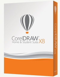 CorelDraw Home & Student Suite X8 CZE