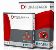 Thea Render pro Cinema 4D
