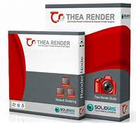 Thea Render pro Rhino