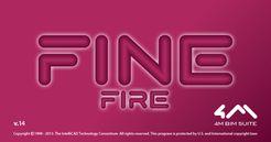 FINE-FIRE 14 CZ