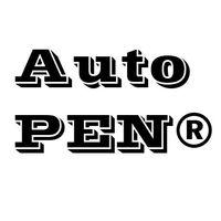 AutoPEN - Podélný profil kanalizace