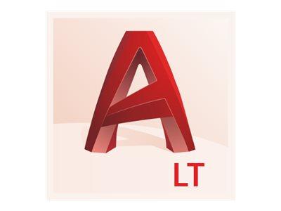 Akce AutoCAD LT 2019 Desktop Subscription (pronájem) na 1 rok
