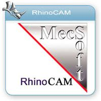 RhinoCAM 2018 MILL Standard