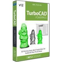 PowerPack pro TurboCAD Mac Deluxe v12