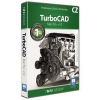 TurboCAD MAC Pro 12 CZ