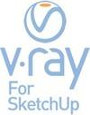 V-Ray pro SketchUp na 1 měsíc