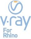 V-Ray pro Rhino na 1 měsíc